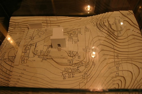 Topographic Model of Temple Mount